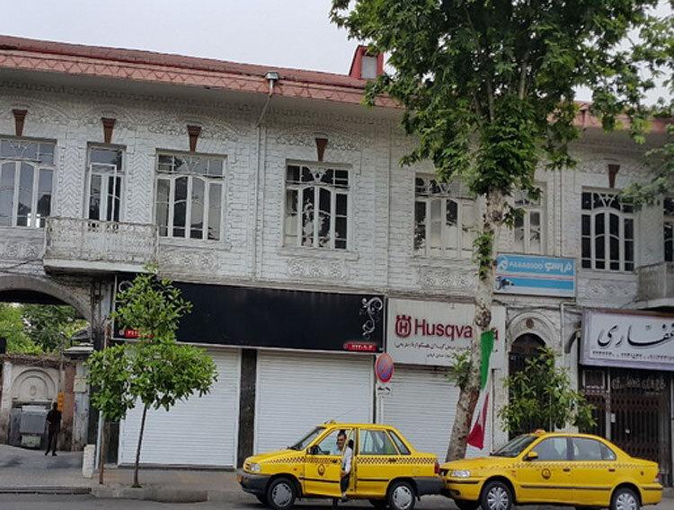 هتل فردوسي رشت