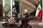 روحانی: سرنخهایی از عامل حمله به نفتکش ایرانی داریم | مسائل منطقه با گفتوگو حل میشود