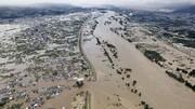 تلفات طوفان هاگیبیس در ژاپن؛ ۱۹ کشته و دهها ناپدید | اعزام ارتش به مناطق سیل زده