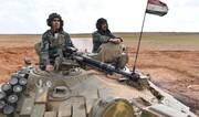 حرکت یگانهای ارتش سوریه به سوی مناطق شمال این کشور   استقرار نیروهای روس و سوری