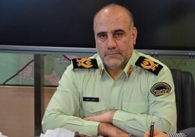 حضور فرمانده نیروی انتظامی تهران بزرگ در شورای شهر