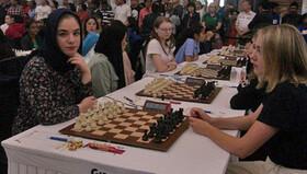 مدال برنز شطرنج ردههای سنی جهان به آنوشا مهدیان رسید