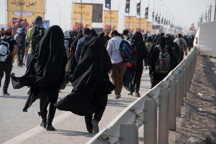تردد در مرز مهران