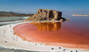 افزایش ۲ میلیارد مترمکعبی حجم آب دریاچه ارومیه در یکسال