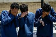 گرفتار شدن لاشخورها در دام پلیس