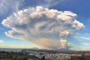 انسانها ۱۰۰ برابر آتشفشانها دی اکسیدکربن تولید میکنند