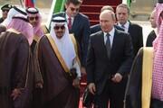 فیلم | پوتین به پادشاه عربستان چه هدیهای داد؟