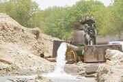 گذر از بحران خشکسالی با انسداد چاههای غیرمجاز