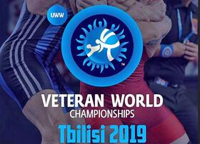 کشتی آزاد پیشکسوتان جهان | قهرمانی ایران با کسب ۲۵ مدال