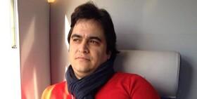 روحالله زمتوسط سازمان اطلاعات سپاه دستگیر شد