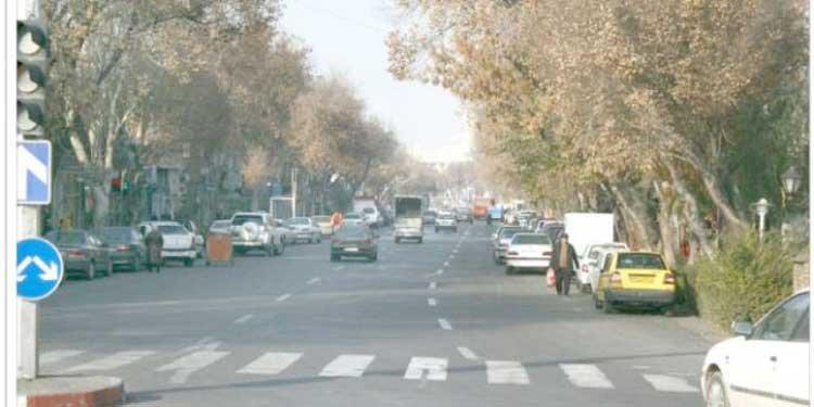 خروج ترافیک از مرکز تبریز