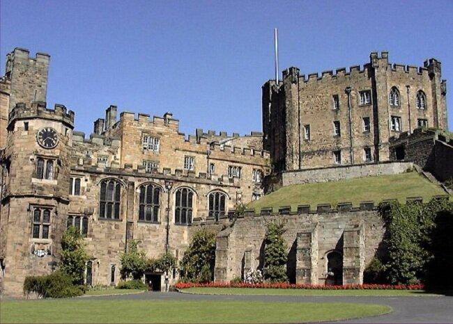 قلعه دورام در انگلستان