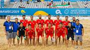 بازیهای جهانی ساحلی | پیروزی ۵ بر ۴ فوتبال ایران بر پاراگوئه