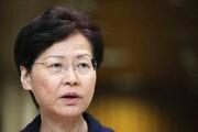 حکومت نظامی دوفاکتو در هنگکنگ؛ انتقاد کری لام از مداخلات خارجی