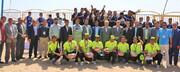 هرمزگان قهرمان اولین دوره رقابتهای کبدی ساحلی کارگران شد