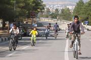 ایجاد آکادمی دوچرخهسواری در بوستان جنگلی سرخهحصار