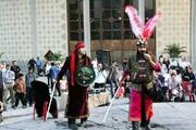 تعزیه گروه حیدر کرار در فرهنگسرای رازی