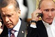 اردوغان در تماس با پوتین: به هر گونه حمله دولت سوریه پاسخ میدهیم
