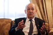 درخواست وزیر خارجه فرانسه از ایران