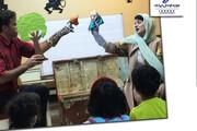 نمایش و کارگاه در موزه کودکی ایرانک