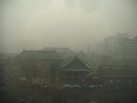 """ارتباط آلودگی هوا با """"سقط خاموش"""" در چین"""