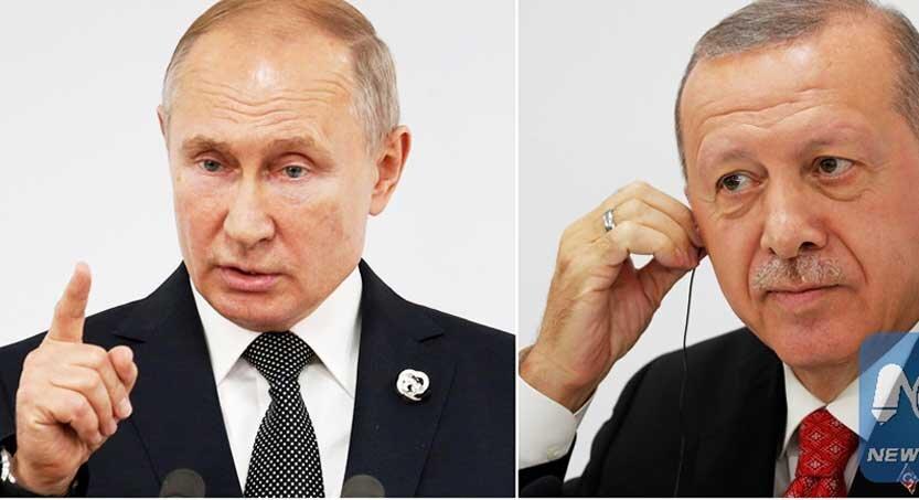 پوتين و اردوغان 833
