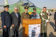 وزیر دفاع: جت یاسین نماد بیاثر کردن تحریمهاست