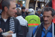 ۸۵۰ پاکبان و ۶۰ آتش نشان تهران در خدمت زائران کربلا
