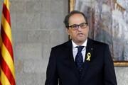 رهبر کاتالونیا برگزاری همهپرسی مجدد را خواستار شد