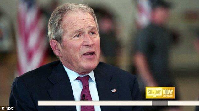 جرج بوش
