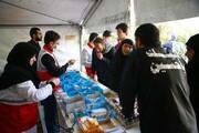 ارائه ۲۳۵هزار خدمت به زائران اربعین توسط ۲ هزار جوان هلال احمری