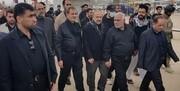معاون اول رییسجمهور از روند خدمترسانی به زائران ایرانی بازدید میکند