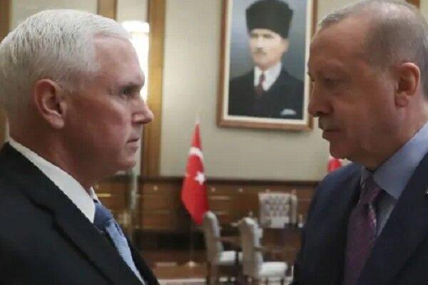 اردوغان و پنس