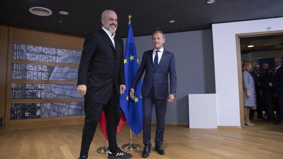 پیوستن مقدونیه به اتحادیه اروپا