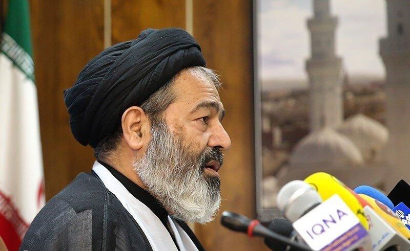 سیدعبدالفتاح نواب نماینده ولیفقیه در امور حج و زیارت