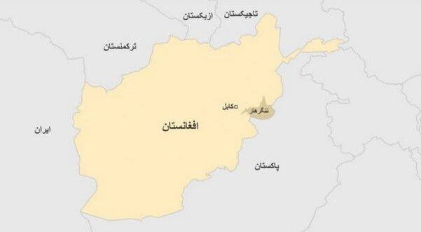 محل انفجار در افغانستان