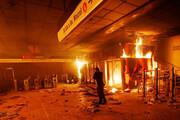 آشوب در شیلی؛ اعلام وضعیت فوقالعاده در سانتیاگو
