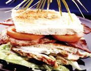ساندویچ دو طبقه