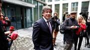 رئیس پیشین کاتالونیا پس از معرفی خود به دادگستری بلژیک آزاد شد