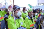 ۱۲۰۰ نیروی داوطلب شهرداری تهران مسیر نجف تا کربلا را پاکسازی میکنند