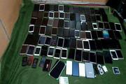 بازداشت زن سارق با ۹۶ دستگاه موبایل زائران اربعین در هنگام ورود به کشور