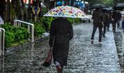 سامانه بارشی جدید در راه قزوین | افزایش ۱۳ درصدی بارندگیها