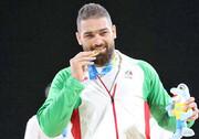 بازیهای جهانی ساحلی قطر | رحمانی به مدال طلای کشتی دست یافت