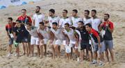 بازیهای جهانی ورزشهای ساحلی؛ ملیپوشان فوتبال ساحلی صاحب مدال برنز شدند