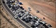 گزارش وضعیت ترافیکیمرزها | تردد در چذابه، خسروی و شلمچه پرحجم اما روان