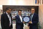 دعوت از ایران برای حضور در نمایشگاه کتاب لایپزیک