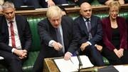 ارسال دو نامه نخست وزیر انگلیس به بروکسل درباره برگزیت
