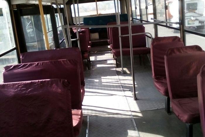 نفس اتوبوس ها