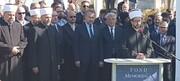 حضور سفیر ایران در مراسم سالگرد اولین رئیس جمهور بوسنی هرزگوین