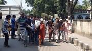 اعتراض مسلمانان بنگلادش در واکنش به توهین به پیامبر(ص) به خشونت کشیده شد